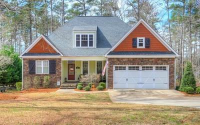 1021 Doe Run Road, Tignall, GA 30668 (MLS #437830) :: Venus Morris Griffin | Meybohm Real Estate