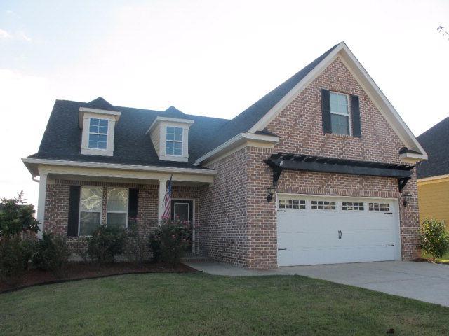 4011 Starview Lane, Evans, GA 30809 (MLS #438001) :: Venus Morris Griffin | Meybohm Real Estate