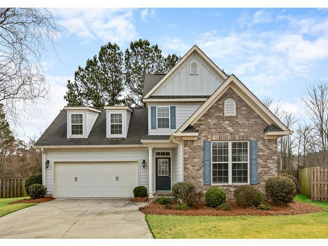 726 Bonnie Oaks Lane, Columbia, GA 30809 (MLS #438019) :: Melton Realty Partners