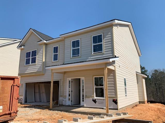 317 Colonnades Drive, Evans, GA 30809 (MLS #438050) :: Shannon Rollings Real Estate