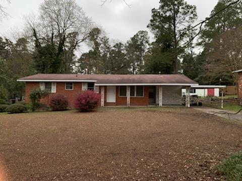 3337 Wedgewood Drive, Augusta, GA 30909 (MLS #438081) :: Shannon Rollings Real Estate