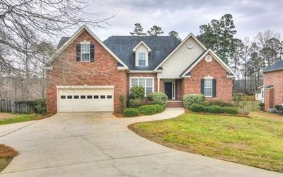 5104 Wells Drive, Evans, GA 30809 (MLS #438336) :: RE/MAX River Realty