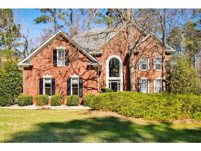 591 Links Lane, Martinez, GA 30907 (MLS #438362) :: Shannon Rollings Real Estate