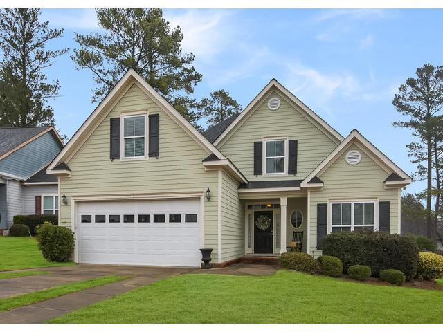 1109 Highmoor Lane, Evans, GA 30809 (MLS #438375) :: Shannon Rollings Real Estate