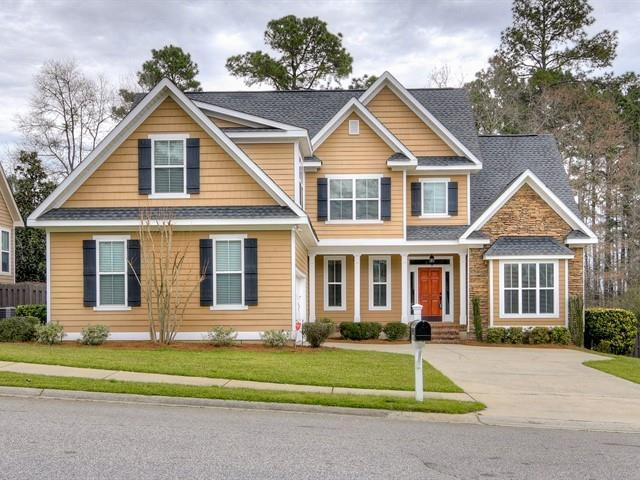 921 Napiers Post Drive, Evans, GA 30809 (MLS #438415) :: Shannon Rollings Real Estate