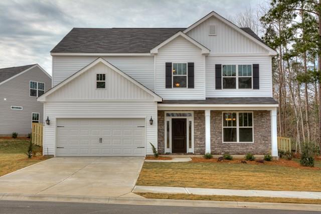 105 Pebble Lane, Harlem, GA 30814 (MLS #438440) :: Venus Morris Griffin | Meybohm Real Estate