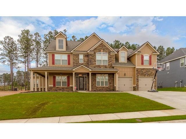 256 Seaton Avenue, Grovetown, GA 30813 (MLS #438509) :: Melton Realty Partners