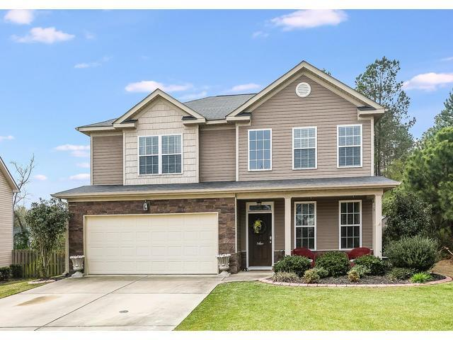 1193 Stone Meadows Court, Grovetown, GA 30813 (MLS #438553) :: RE/MAX River Realty