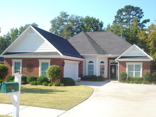 640 Cornerstone Place, Evans, GA 30809 (MLS #438665) :: Shannon Rollings Real Estate