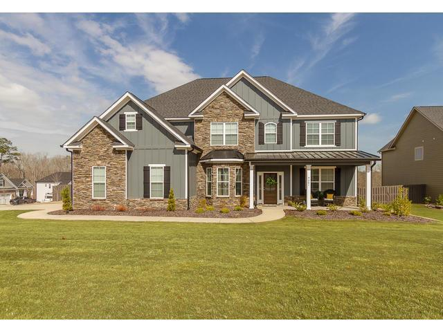 9061 Winterton Street, Evans, GA 30809 (MLS #438690) :: Shannon Rollings Real Estate