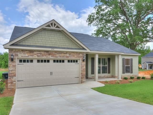 1028 Gregory Landing Drive, North Augusta, SC 29860 (MLS #438765) :: REMAX Reinvented | Natalie Poteete Team