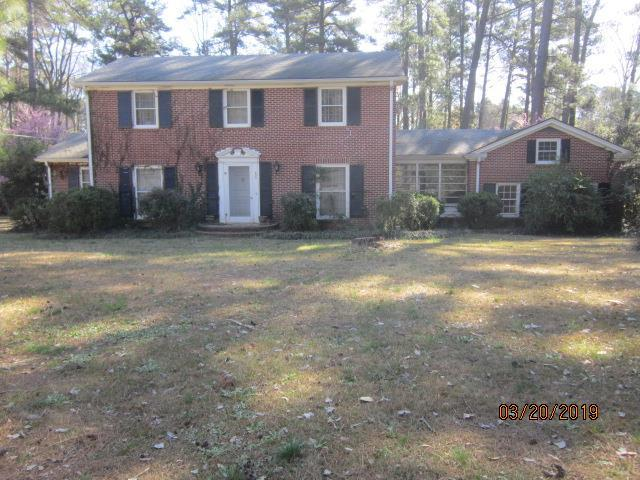 809 Spring Street, Washington, GA 30673 (MLS #438783) :: Shannon Rollings Real Estate