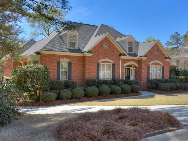 726 Michaels Creek, Evans, GA 30809 (MLS #438850) :: Venus Morris Griffin | Meybohm Real Estate