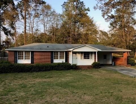 546 Whitehead Drive, Augusta, GA 30909 (MLS #438876) :: REMAX Reinvented | Natalie Poteete Team
