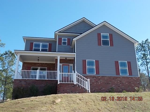 1053 Bubbling Springs Drive, Graniteville, SC 29829 (MLS #438967) :: Shannon Rollings Real Estate