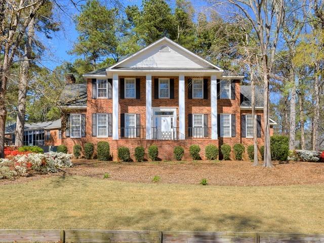 927 Deercrest Circle, Evans, GA 30809 (MLS #438970) :: REMAX Reinvented   Natalie Poteete Team