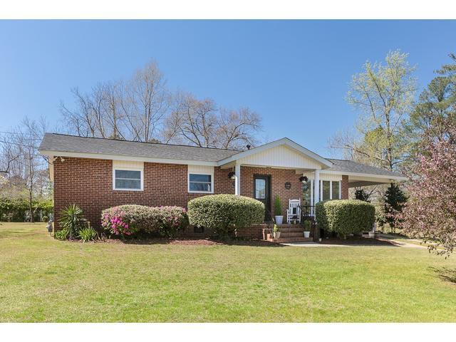 470 N Fairview Drive, Harlem, GA 30814 (MLS #438994) :: Shannon Rollings Real Estate