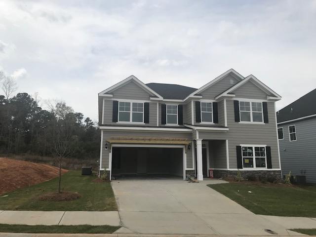 278 Palisade Ridge, Evans, GA 30809 (MLS #439008) :: Shannon Rollings Real Estate