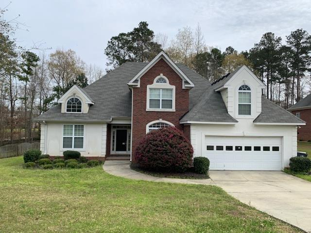 1251 Hardy Point Drive, Evans, GA 30809 (MLS #439037) :: Shannon Rollings Real Estate