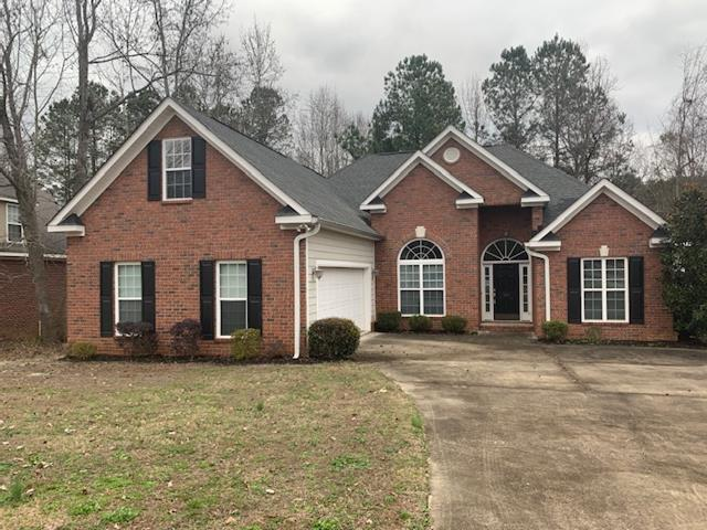 243 Stonington Drive, Augusta, GA 30907 (MLS #439047) :: Shannon Rollings Real Estate