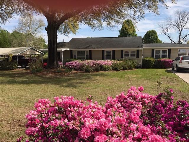 1906 Fairway Drive, Augusta, GA 30906 (MLS #439076) :: RE/MAX River Realty