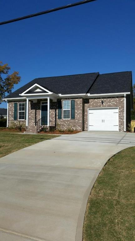 530 Rountree Way, Evans, GA 30809 (MLS #439116) :: REMAX Reinvented | Natalie Poteete Team
