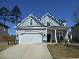 827 Williford Run Drive, Grovetown, GA 30813 (MLS #439117) :: Meybohm Real Estate