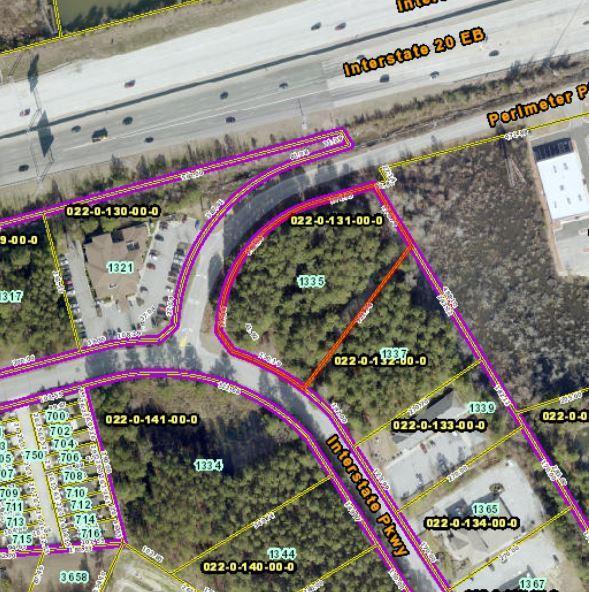 1335 Interstate Parkway, Augusta, GA 30909 (MLS #439481) :: Venus Morris Griffin | Meybohm Real Estate