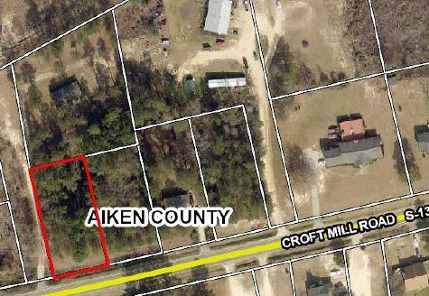 Lot 8 Croft Mill Road, Aiken, SC 29801 (MLS #439559) :: Shannon Rollings Real Estate