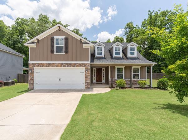 7531 Lucas Avenue, Evans, GA 30809 (MLS #439777) :: Venus Morris Griffin | Meybohm Real Estate