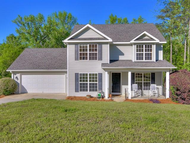 3943 High Chaparral Drive, Martinez, GA 30907 (MLS #439782) :: Melton Realty Partners