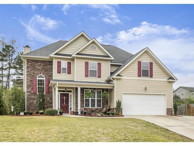 4032 Ellington Drive, Grovetown, GA 30813 (MLS #439848) :: Meybohm Real Estate