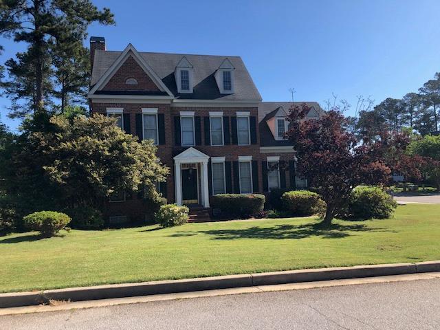 4469 Andover Drive, Evans, GA 30809 (MLS #439920) :: Southeastern Residential