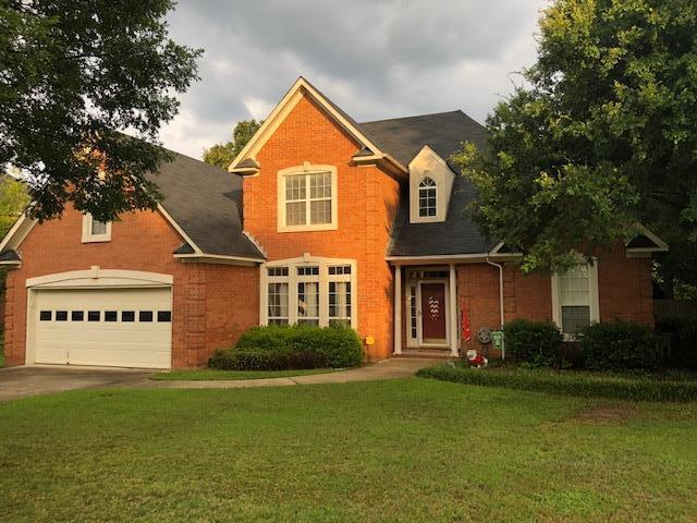 1396 Aylesbury Drive, Evans, GA 30809 (MLS #439971) :: Venus Morris Griffin   Meybohm Real Estate