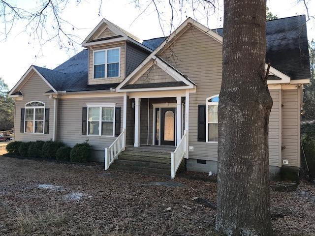 448 New Bridge Road, Aiken, SC 29801 (MLS #440027) :: Shannon Rollings Real Estate