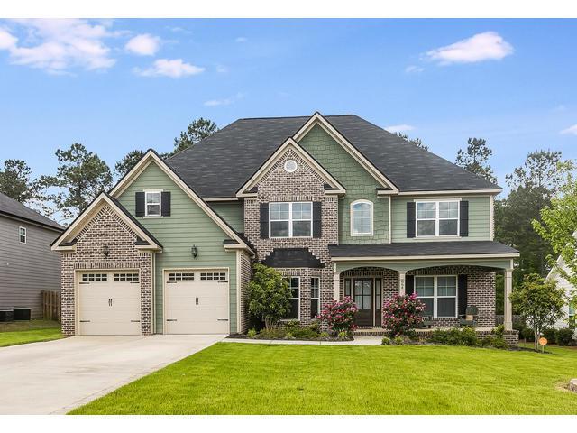 864 Leyland Lane, Evans, GA 30809 (MLS #440318) :: Venus Morris Griffin | Meybohm Real Estate
