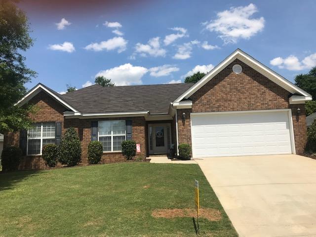 316 Grandiflora Circle, Aiken, SC 29803 (MLS #440500) :: Shannon Rollings Real Estate