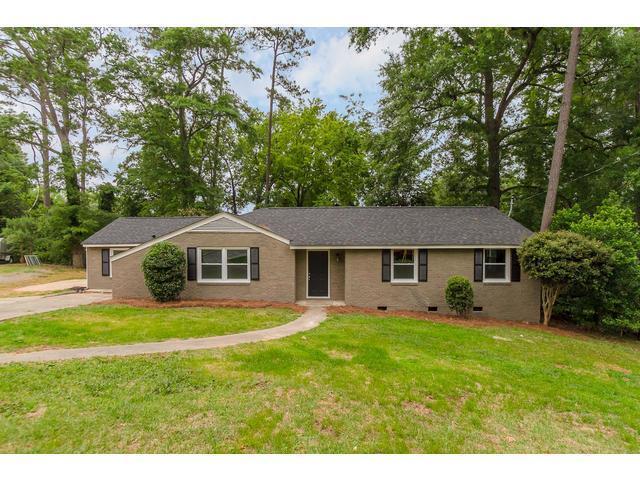 1033 Oakdale Road, Augusta, GA 30904 (MLS #440888) :: RE/MAX River Realty