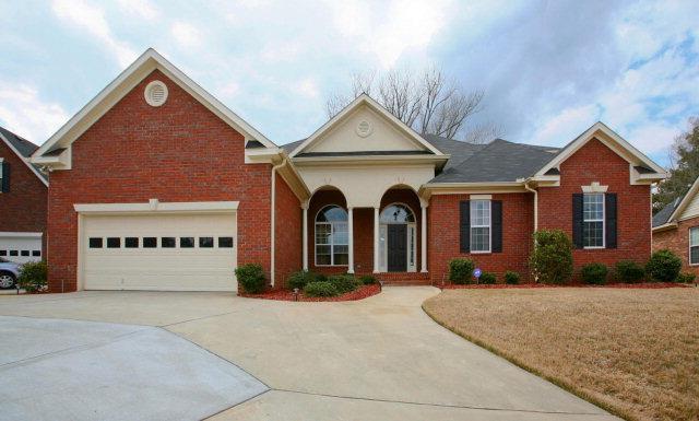 5068 Wells Drive, Evans, GA 30809 (MLS #440907) :: Shannon Rollings Real Estate