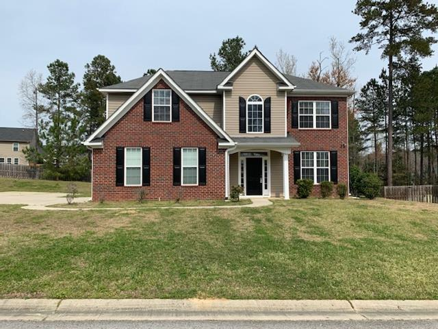 509 Ellington Court, Grovetown, GA 30813 (MLS #441122) :: Shannon Rollings Real Estate
