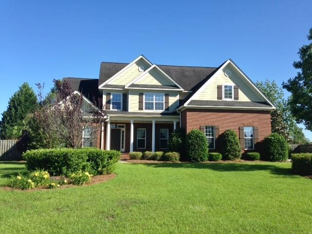 1017 Woody Hill Circle, Evans, GA 30809 (MLS #441244) :: Venus Morris Griffin   Meybohm Real Estate