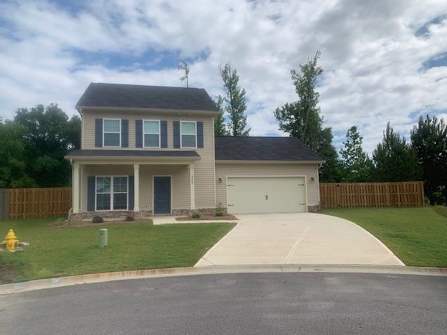 2203 Grove Landing Way, Grovetown, GA 30813 (MLS #441278) :: Shannon Rollings Real Estate