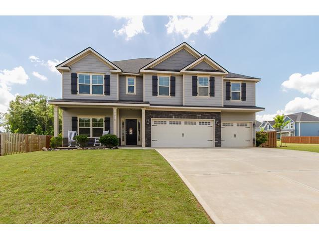210 Edenbridge Way, Evans, GA 30809 (MLS #441289) :: Shannon Rollings Real Estate