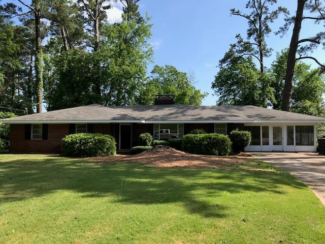2204 Dartmouth Drive, Augusta, GA 30904 (MLS #441366) :: Young & Partners