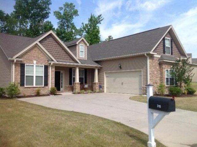 315 Palamon Drive, Grovetown, GA 30813 (MLS #441380) :: Shannon Rollings Real Estate