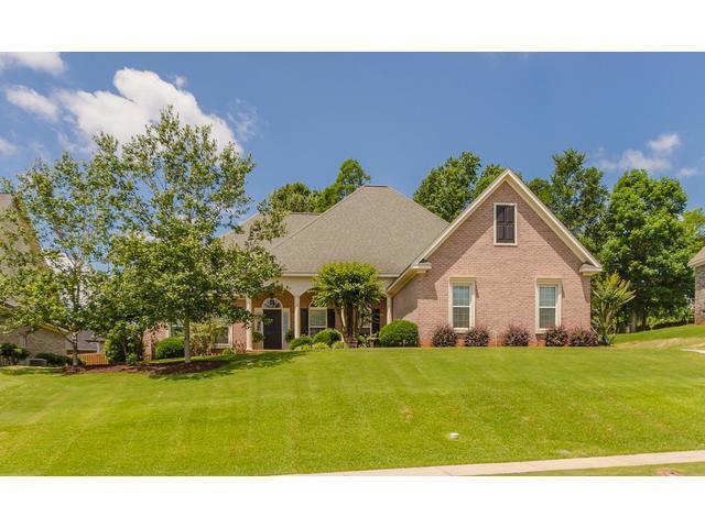 981 Woody Hill Circle, Evans, GA 30809 (MLS #441429) :: REMAX Reinvented | Natalie Poteete Team