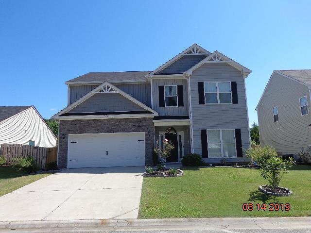 522 Cranberry Circle, Grovetown, GA 30813 (MLS #441442) :: Young & Partners