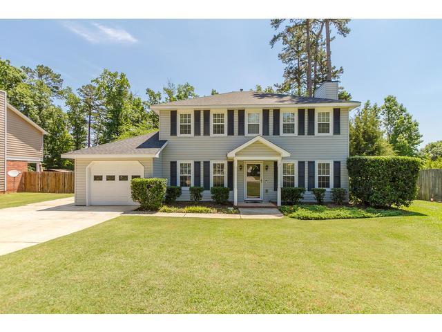 573 Hunterdale, Evans, GA 30809 (MLS #441461) :: REMAX Reinvented | Natalie Poteete Team