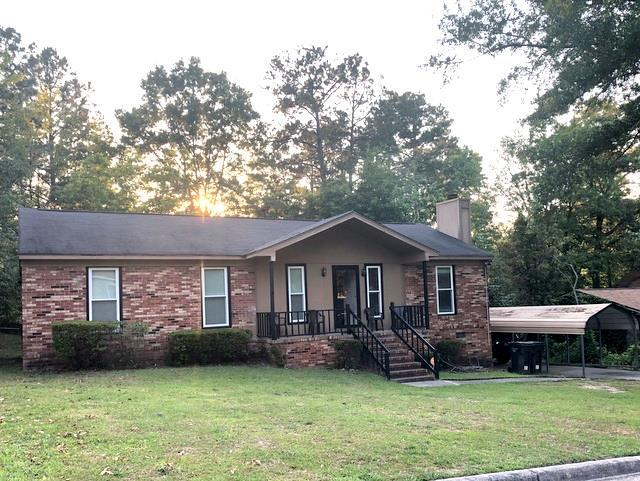 3509 Dayton Street, Hephzibah, GA 30815 (MLS #441504) :: RE/MAX River Realty