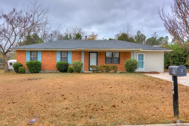 224 Shawnee Drive, Augusta, GA 30907 (MLS #441612) :: Venus Morris Griffin | Meybohm Real Estate